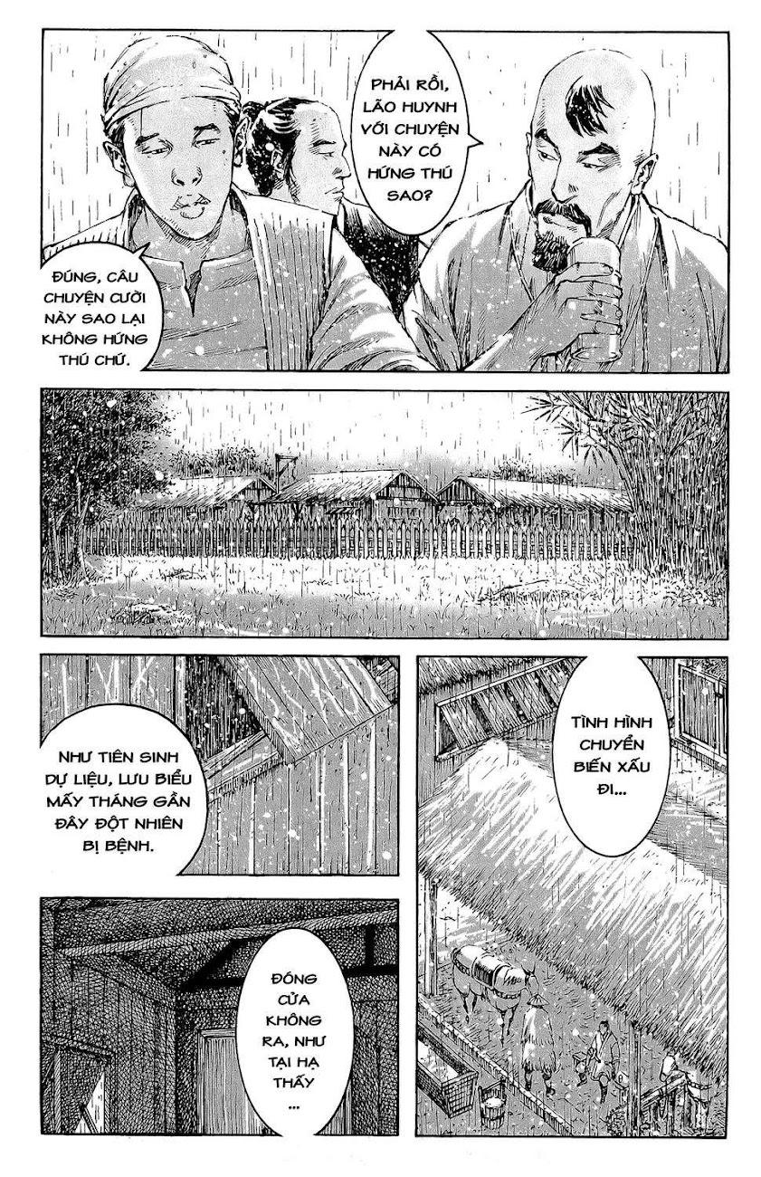 Hỏa phụng liêu nguyên Chương 380: Long cổ chấn thiên [Remake] trang 3