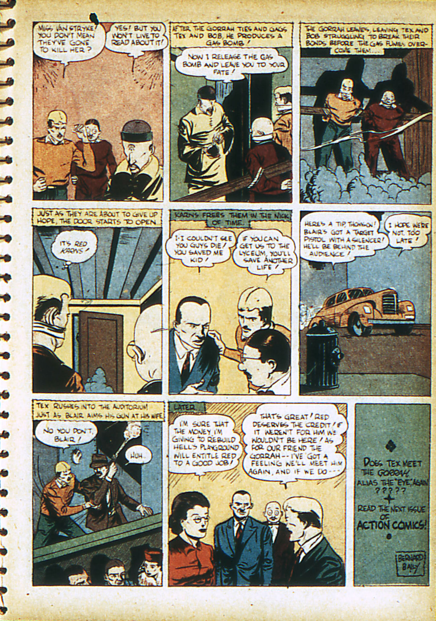 Read online Action Comics (1938) comic -  Issue #28 - 44