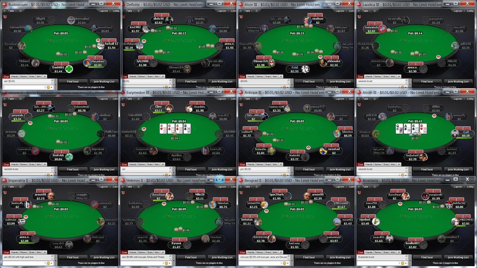 How To Play More Online Poker Tables A Step By Step Guide