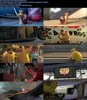 The Journey Indianapolis >> [ Movie-West ] Turbo (2013) 720p WEB-DL | LittleKura Ngeblog