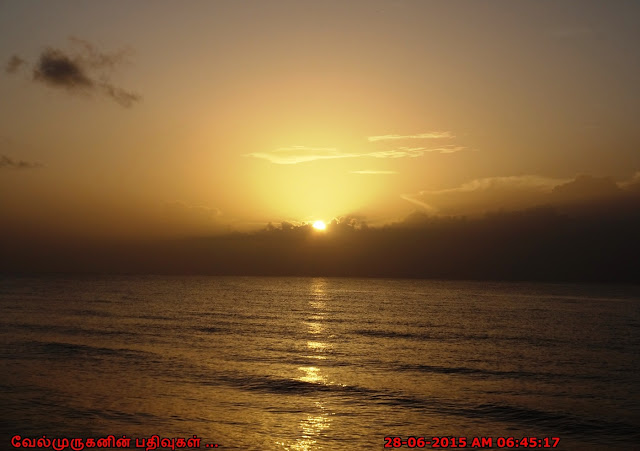 Sunrise View in Hollywood Beach Fl