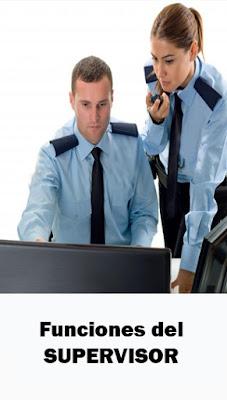 Funciones del Supervisor de Seguridad