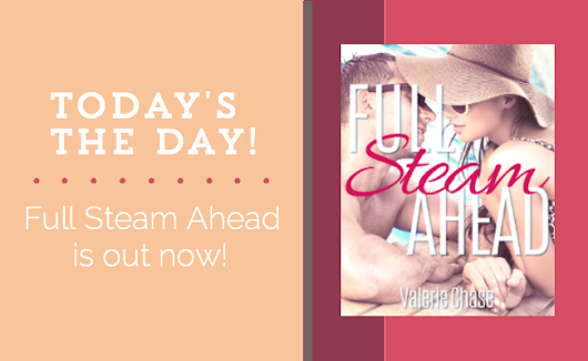 FULL STEAM AHEAD Launches Today!