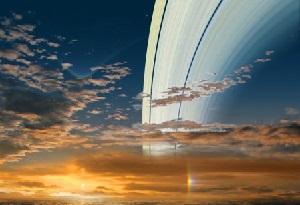 Wow, Inilah 8 Keajaiban yang Dimiliki Tata Surya rings of saturn