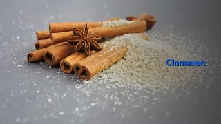 Cinnamon Besides its culinary use, cinnamon has been used over time as treatment for diabetes due to the presence of insulin.