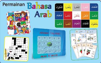 Game Edukasi Pembelajaran Kosa Kata Bahasa Arab