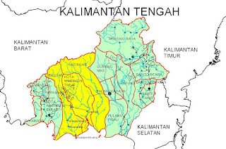 Agen DNI wilayah Kalimantan Tengah