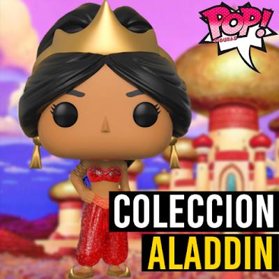 Lista de figuras funko pop de Funko POP Aladdin