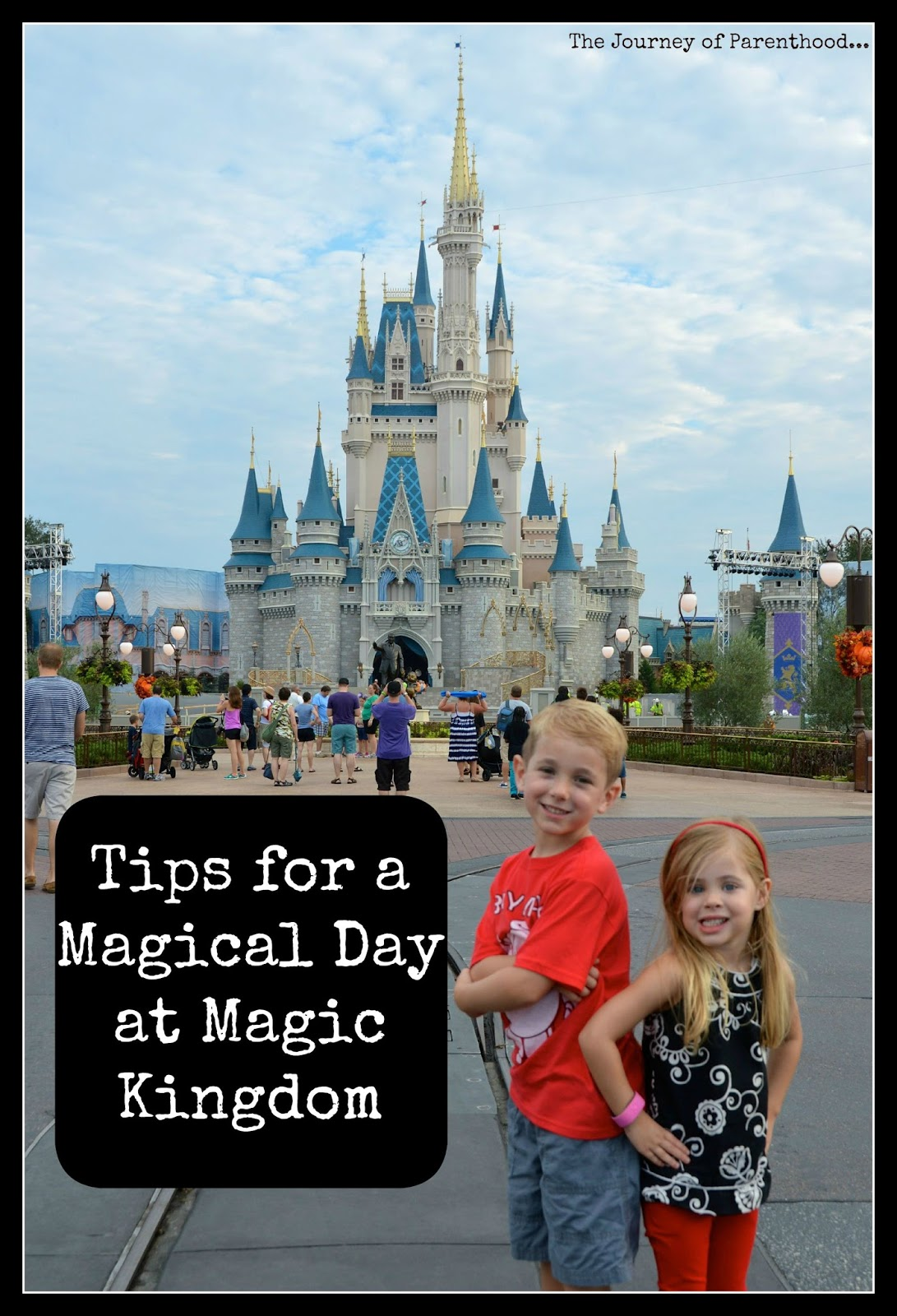 Tips for a Magical Day at Magic Kingdom