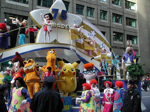 Thanksgiving Day Parade 2018