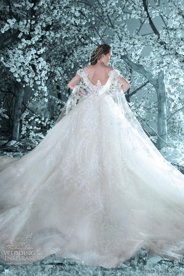 Michael Cinco Fashion Show: AMORE (Beauty + Fashion): WEDDING BELL Wednesday