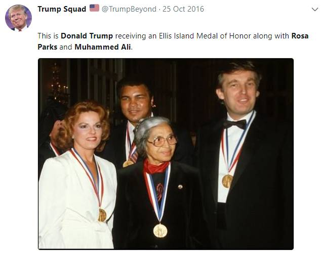 The Real Donald Trump Red Pilled World