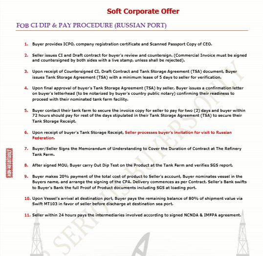 Refinery Direct-Title Holder-Fuel-JP54-D6-Houston-Rotterdam
