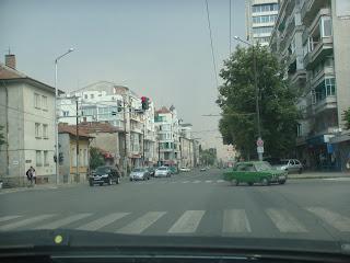 Stara Zagora, Eski Zağra, sokakları