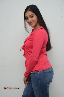 Telugu Actress Mouryani Latest Pos in Blue Denim Jeans  0029.JPG
