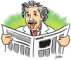 Editorial: O revolucionário, o atrasado e o humorismo jornalístico.