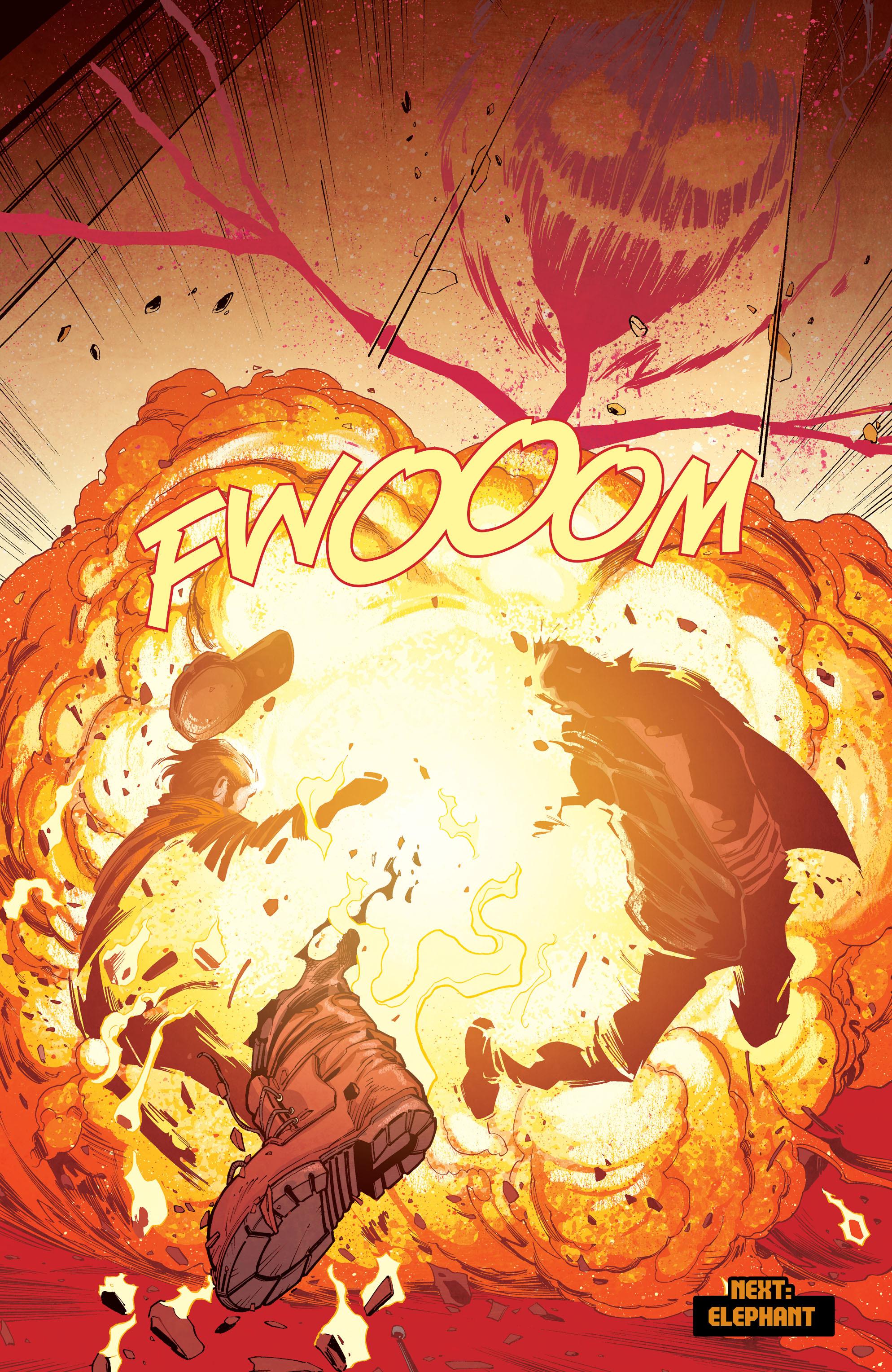 Read online Slash & Burn comic -  Issue #2 - 22