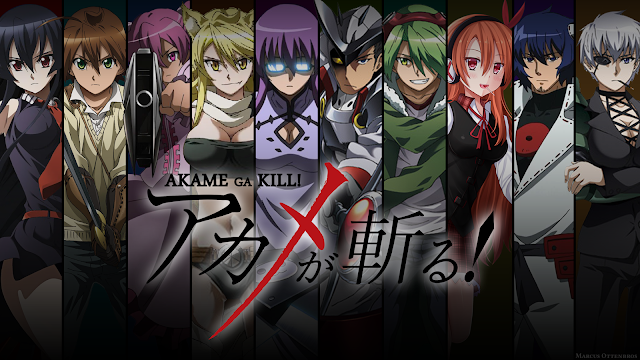 Resultado de imagem para Akame ga Kill!