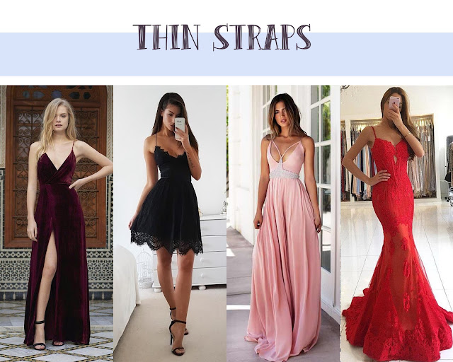 prom evening night gown dress spaghetti strap bodycon fashion report liz breygel fblogger january girl