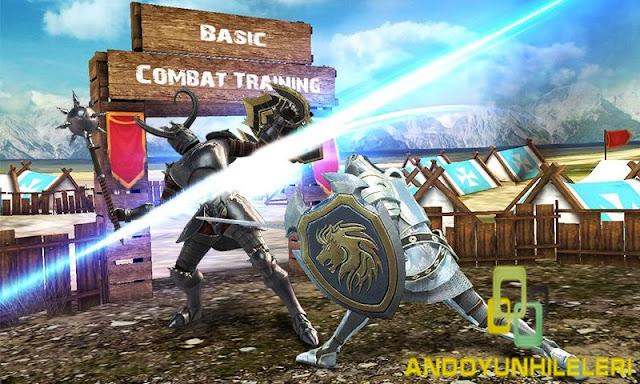Mortal Blade 3D v1.3 Hileli
