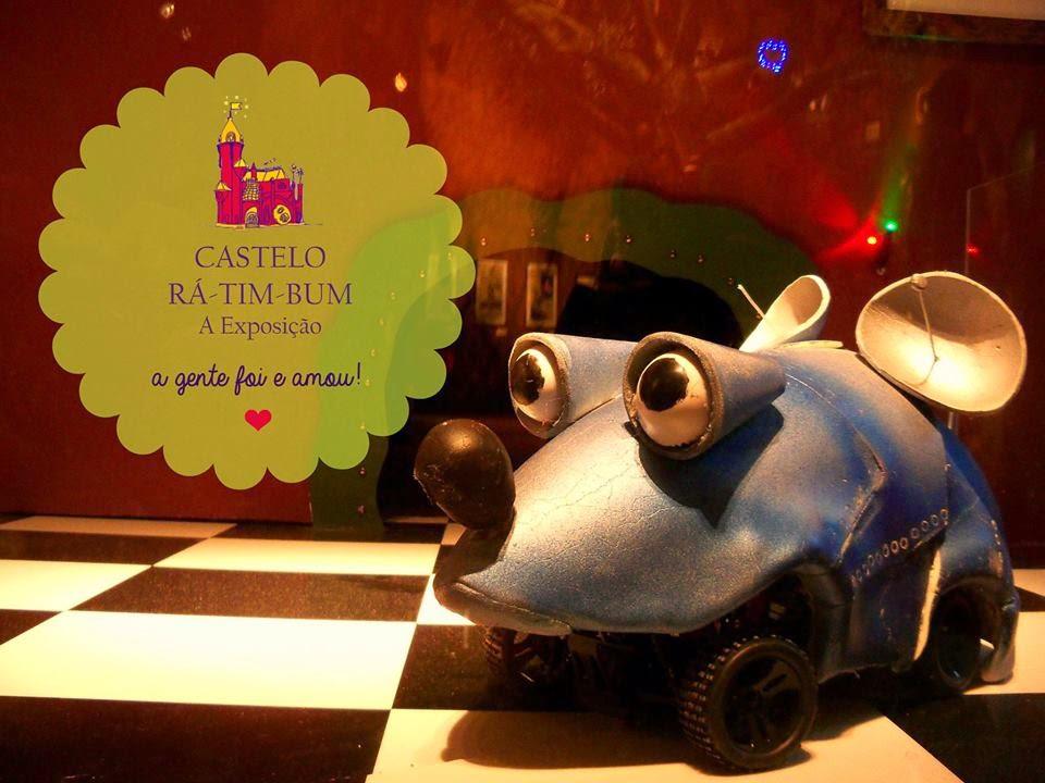 Passeios - De volta à infância com Castelo Rá-Tim-Bum