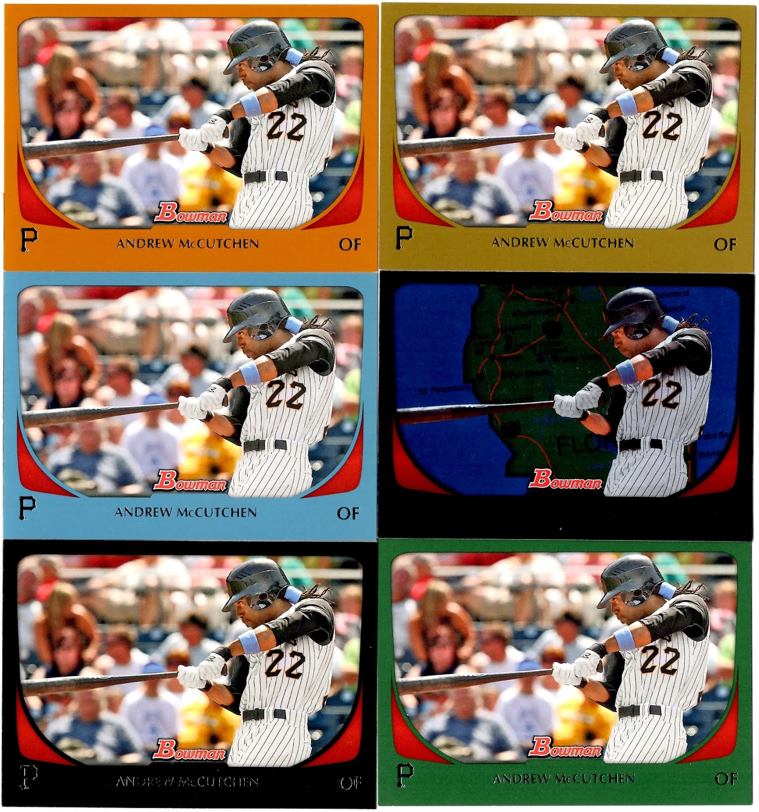 And 4 Of The Chrome Parallels