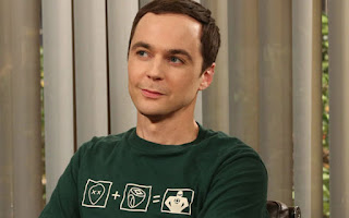 The big bang theory. Sheldon.