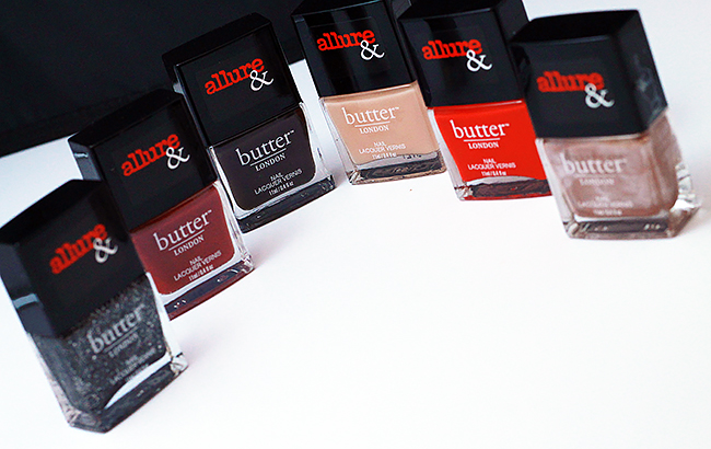 Butter London x Allure Arm Candy Collection for Fall