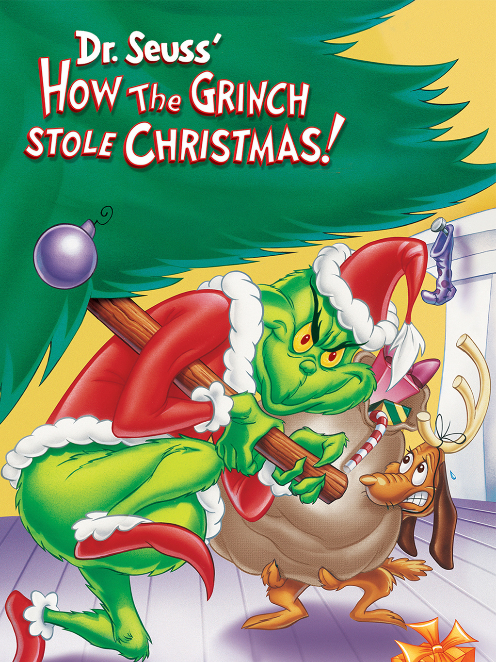 How The Grinch Stole Christmas Characters Animated.Mr Movie How The Grinch Stole Christmas 1966 Tv Special