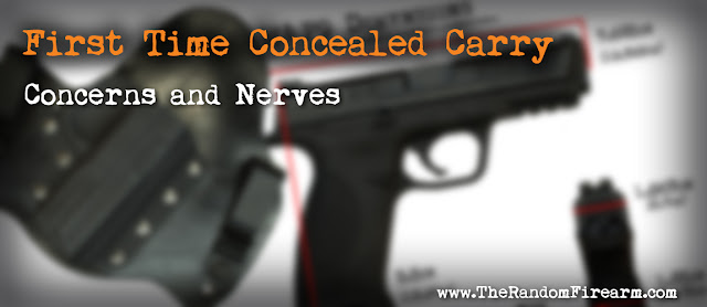 http://www.therandomfirearm.com/2015/09/first-time-concealed-carry-concerns.html