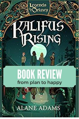 Kalifus Rising by Alane Adams