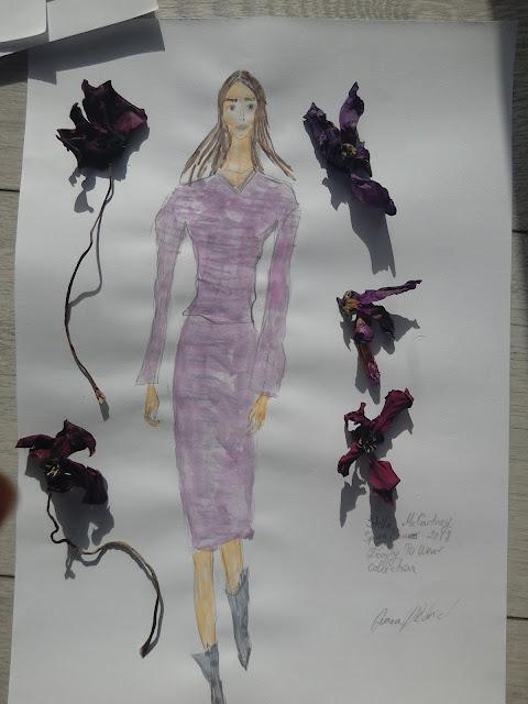 #lila #purple #art #blogger #modaodaradosti