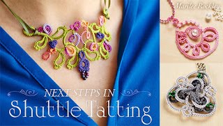 Marilee's next steps in tatting