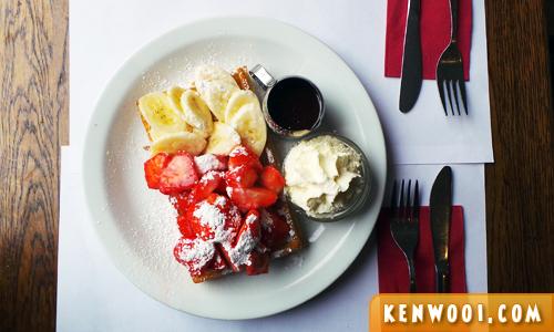 bruges belgian waffle
