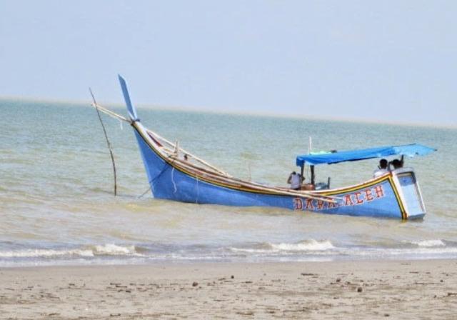 Akses Menuju Wisata Pantai Kuala Penaga Aceh