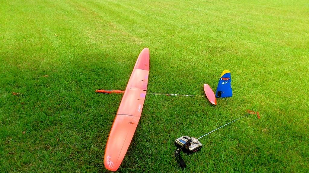 Flyerboy: Supra-e F5J 遙控滑翔機