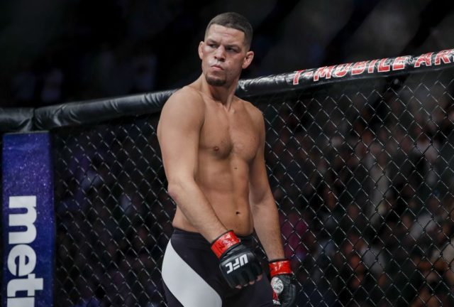 Nate Diaz Net Worth 2019