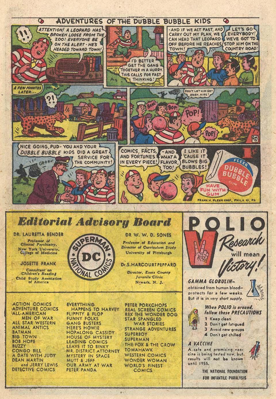 Read online Detective Comics (1937) comic -  Issue #210 - 16
