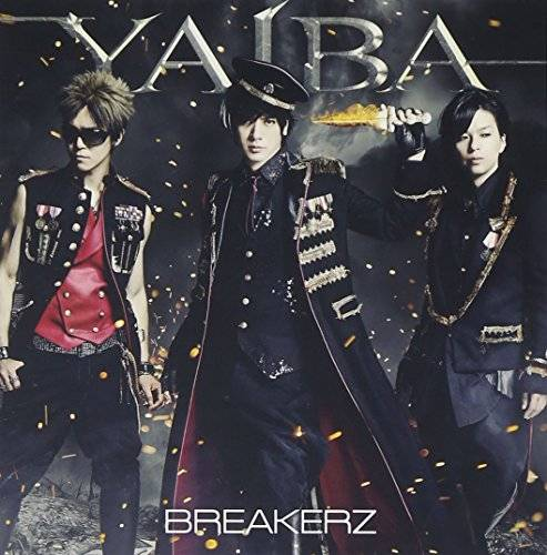 [Single] BREAKERZ – YAIBA (2015.12.09/MP3/RAR)