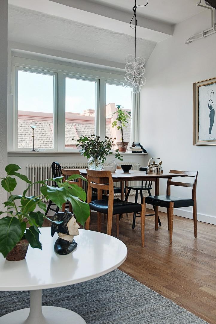 el blog de demarques 10 comedores de estilo escandinavo