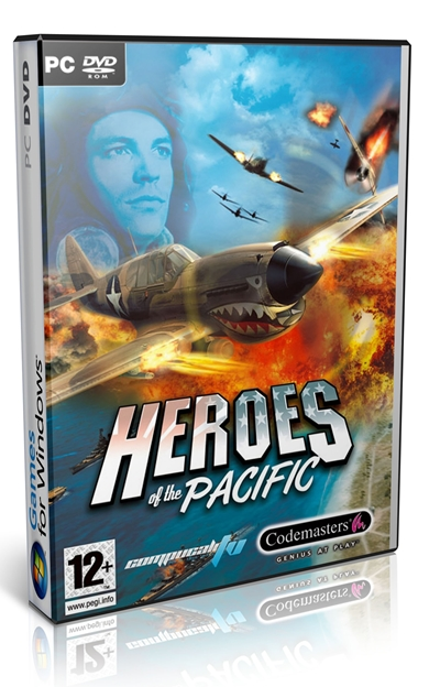 Heroes of The Pacific PC Full Español Descargar DVD5