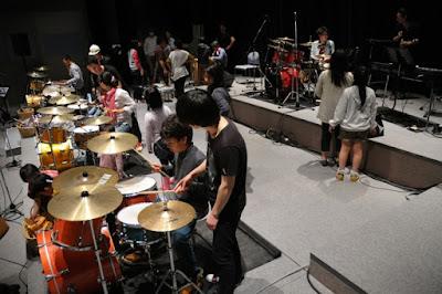 ドラム ワークショップ 2