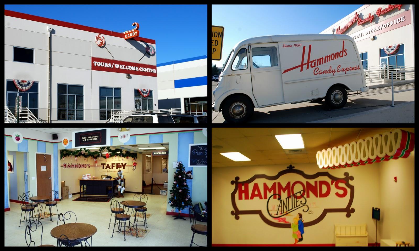 Mille Fiori Favoriti: The Hammond's Candy Factory