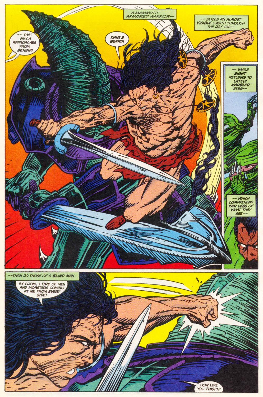 Read online Conan the Adventurer comic -  Issue #12 - 13