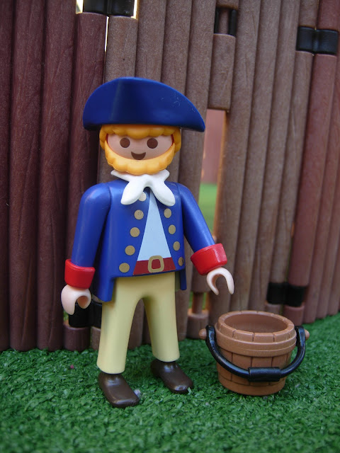 Playmobil custom soldiers & figures