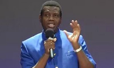 Check Out What Pastor Adeboye Posted On Twitter About Some RCCG Pastors
