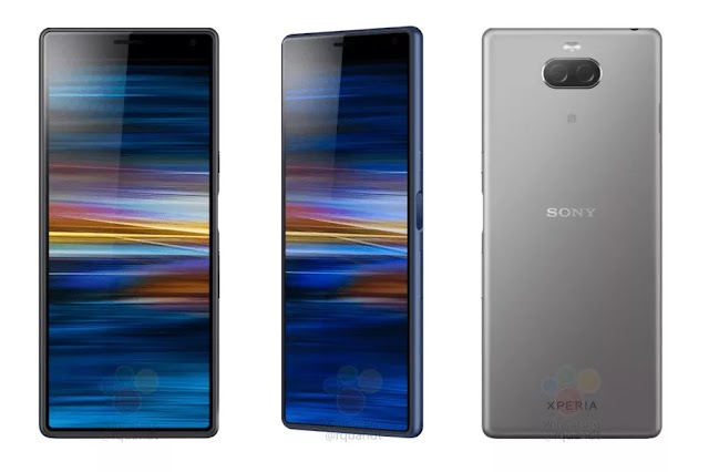 The next Sony phones are leaked with a 21: 9 screen