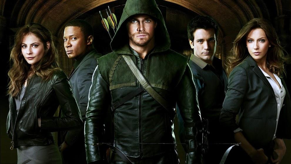 arrow tercera temporada