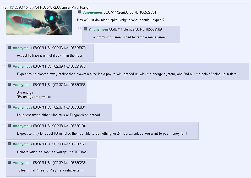 The Mighty Panty Raiders: Meanwhile, on 4chan
