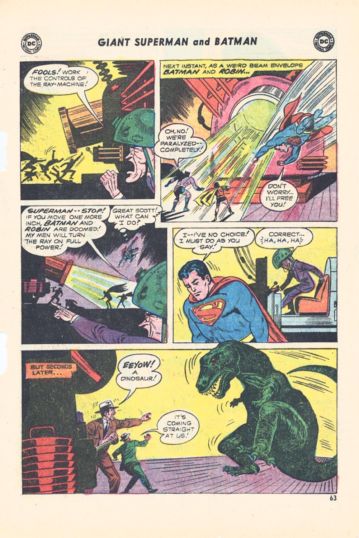 Read online World's Finest Comics comic -  Issue #161 - 64